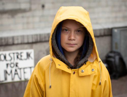 """Clima: """"Nós precisamos entrar em pânico!"""", alerta Greta"""