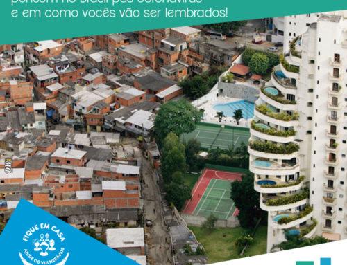 Líderes e empresários: pensem no Brasil durante e pós-coronavírus!